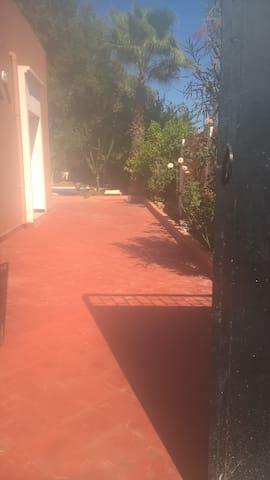 CALME 25 MINUTES DE LA MER HAVRE DE PAIX - Souss-Massa-Draa - Villa