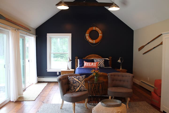 Quiet and close to beaches - Kennebunkport - Lejlighed