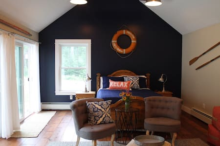 Quiet and close to beaches - Kennebunkport - Wohnung