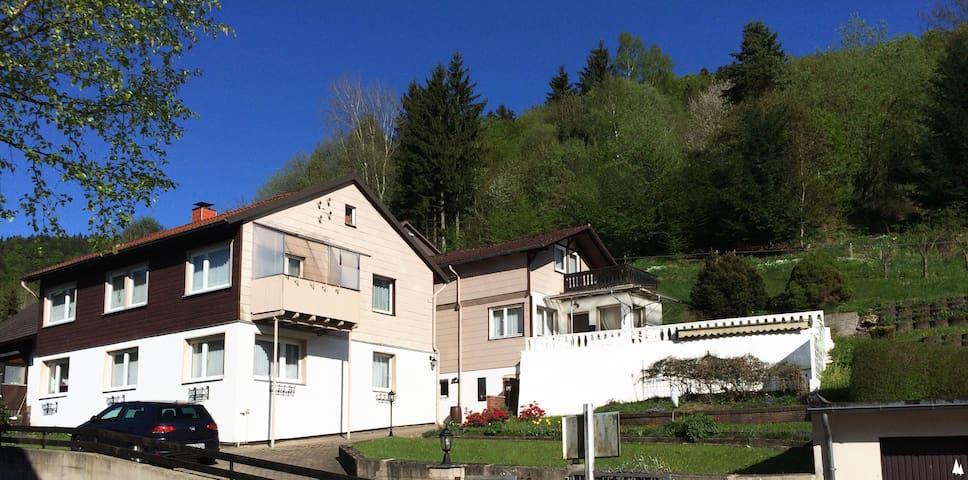 Haus Renate - 110qm Ferienhaus - Wieda - Casa