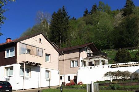 Haus Renate - 110qm Ferienhaus - Wieda