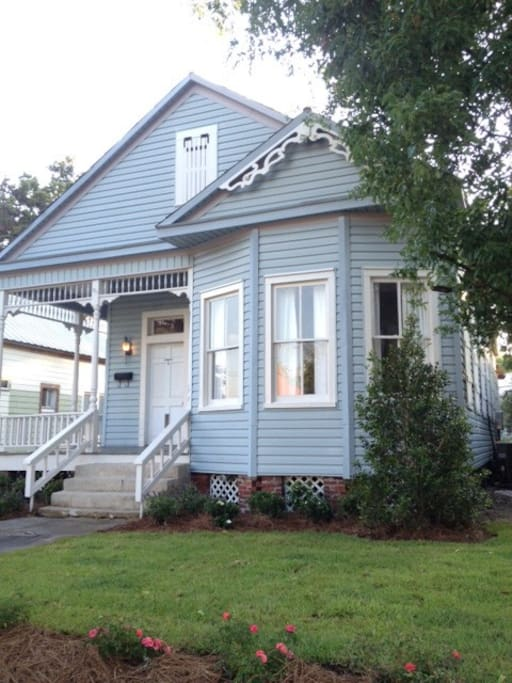 Luxury Victorian Near Beach Houses For Rent In Gulfport