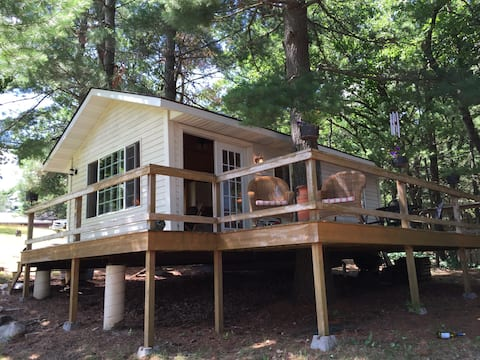 Private Lake Cottage - Gull Lake chain