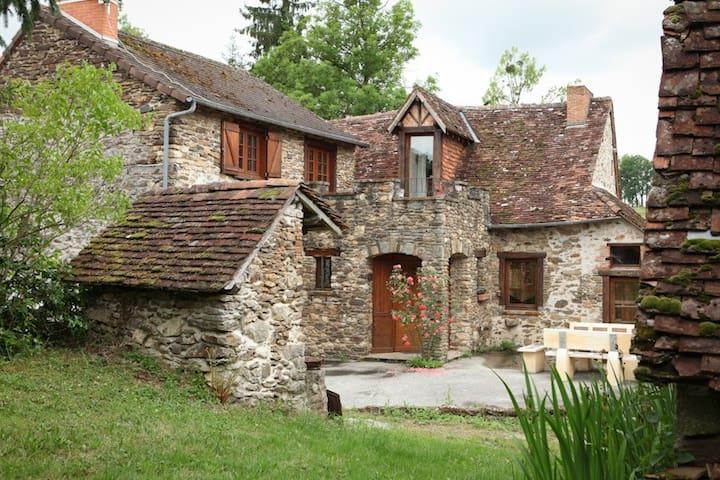 Gîte de Charme Les Levades - Arnac-Pompadour - Rumah