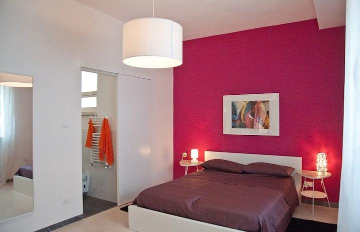 b&b Alcione - Pink room