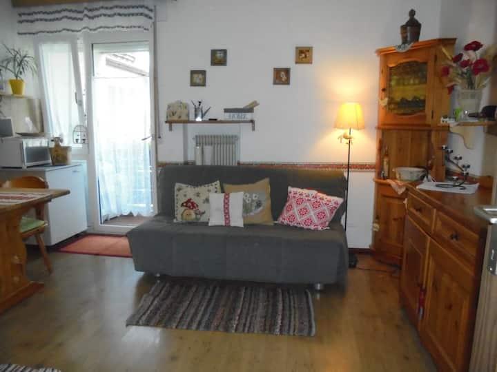 Appartamento 60m², 5' a piedi da centro di Brunico