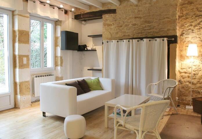 Les Lavandes, cottage de charme à Sarlat