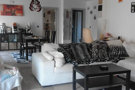 Spacious Apartment in Arenas town. - Apartment