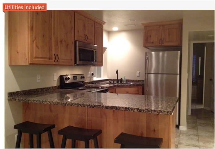 IMMACULATE Salt Lake area apt. - Murray - Apartment