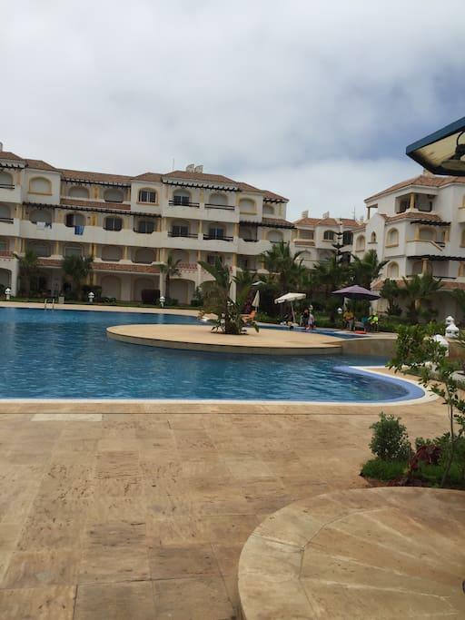 Apprt haut standing pied dans l 39 eau flats for rent in - Residence haut standing vero beach ...