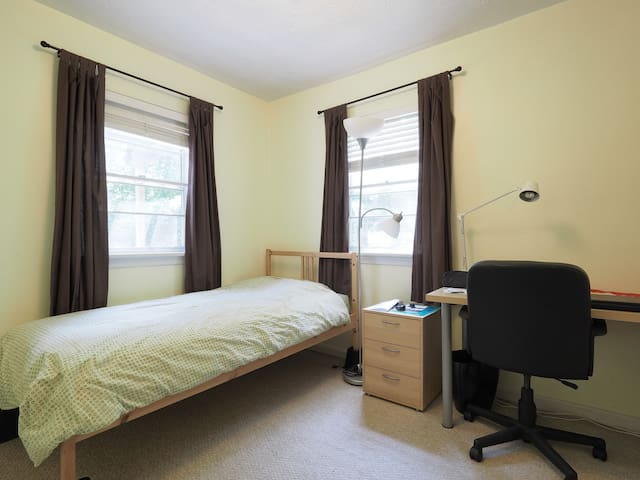 Private room in Hyattsville - Twin bed - Hyattsville - House