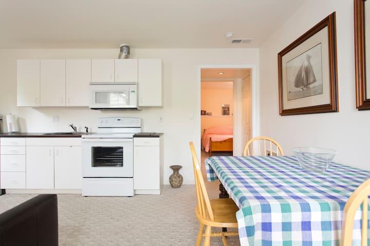 Lafayette Cul-de-sac apartment