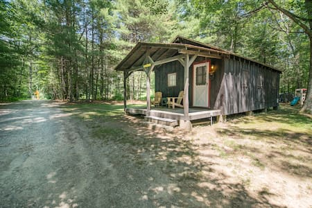 Vinola-Lakeside Cabin on Beach Pond - Voluntown - Cabane