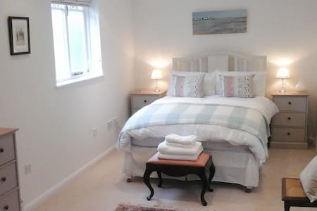Bright and Comfortable Bedroom, Chiddingfold