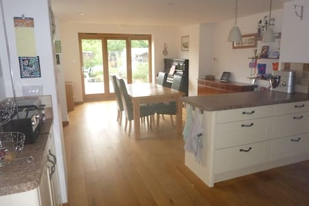 Lovely spacious house in Hope, Peak District - Hope, England, GB, Hope Valley - Hus