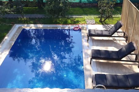 Villa enJOY  Private Pool & Garden - Kayaköy Köyü