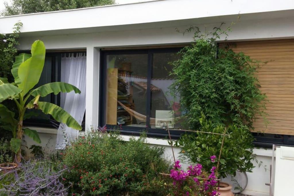 2 chb proche centre maisons louer la rochelle poitou charentes france. Black Bedroom Furniture Sets. Home Design Ideas