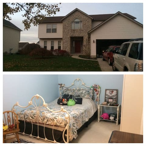 1 Private Room in Plain City Ohio!