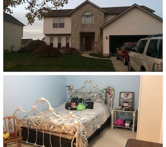 1 Private Room in Plain City Ohio! - Plain City