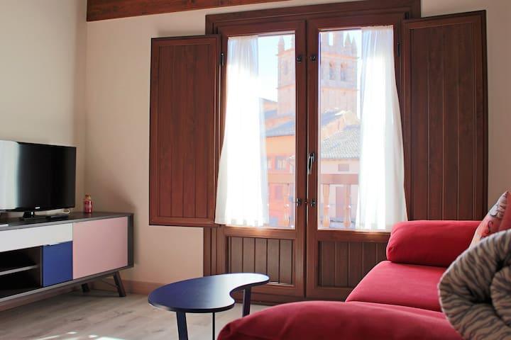 Apartamento La Espadaña - Plaza Mayor - Ayllón