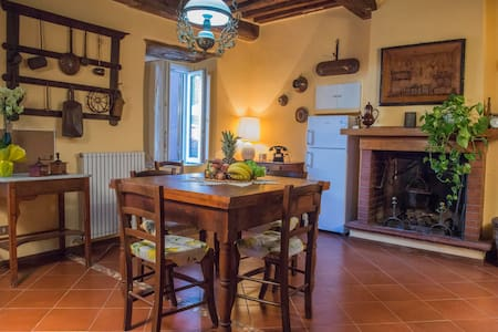 A perfect place for a family - Loppeglia - Casa