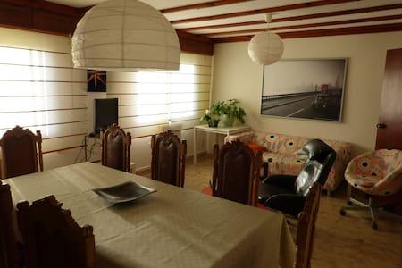 Piso de 4 habitaciones en Sanxenxo - Portonovo - 公寓