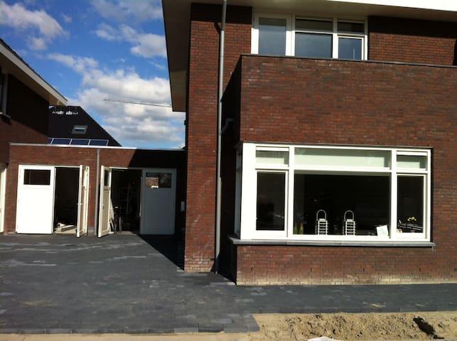 Ruime 2-1 Kap in Tuitjenhorn - Warmenhuizen - Huis