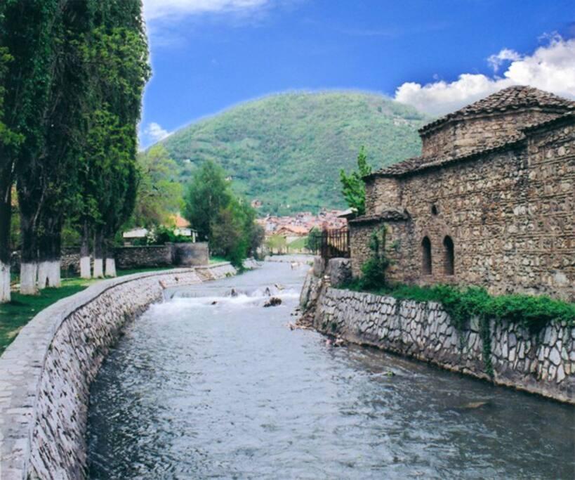 river Pena