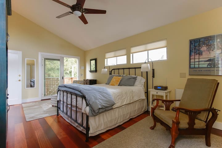 Rockridge 2 room suite - quiet, private, sleeps 4 - Oakland - Apartment