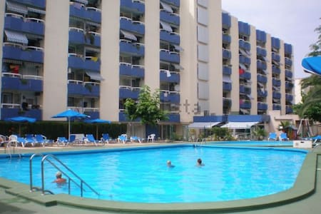 Apartamento muy céntrico 2º línea de playa - 萨洛 - 公寓