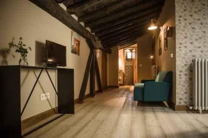 Habitación Cigüeña Junior Suite en el Jerte
