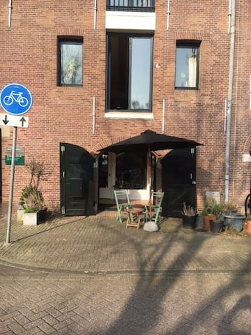 Canalhouse double-room - Amsterdam - Ev