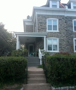 2 Bed 1 Bath Suite in Chestnut Hill - Philadelphia