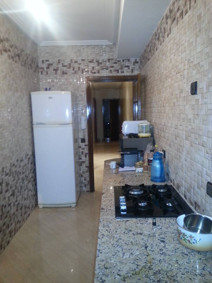Appartement à Sidi Rahal Plage