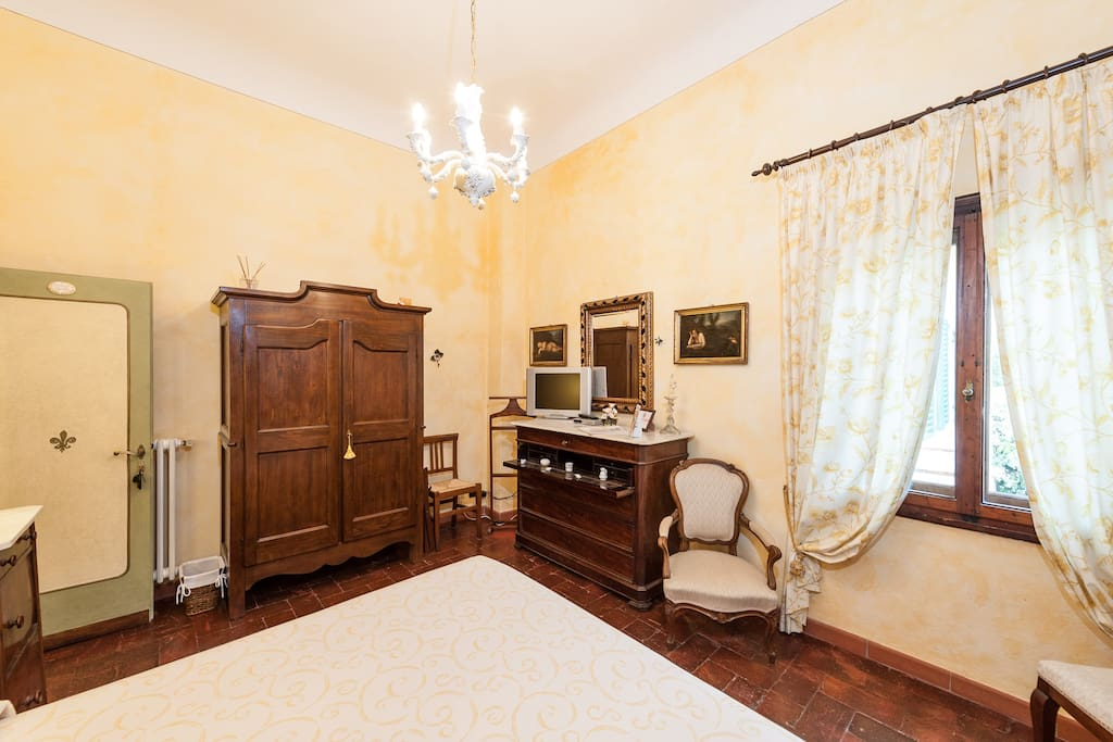 Bed and Breakfast Villa Nobili la Camera Gialla
