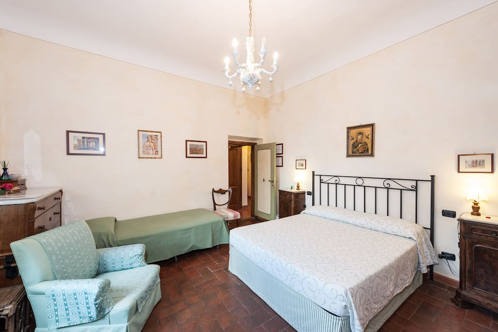 Bed and Breakfast Villa Nobili la Camera Verde