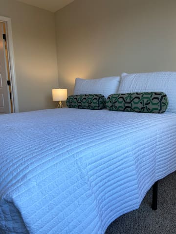 Comfortable stay in this Master Suite