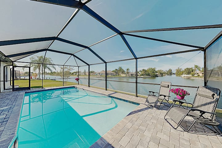 Roelens Vacations - Villa Chillax N' Sunsets - Cape Coral