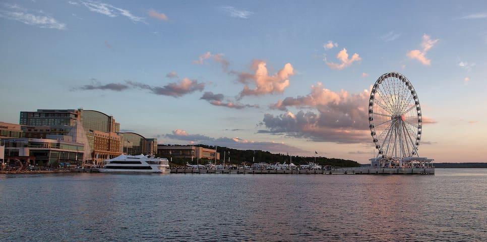 National harbor Retreat - Oxon Hill - Condo