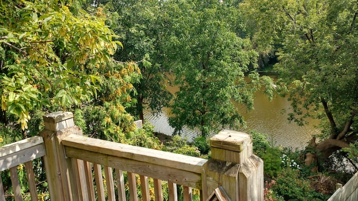 Heart of Elora Waterfront Condo
