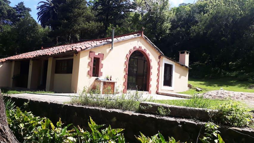 Casa de campo soñada