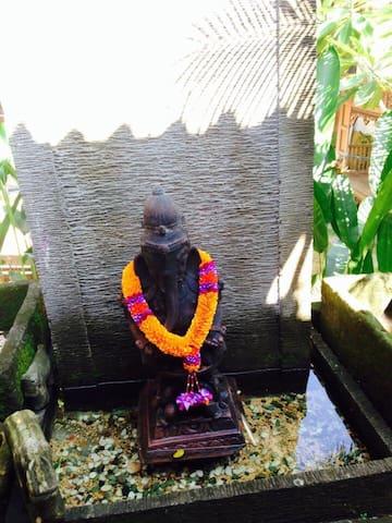 Beautiful Antique Bali Style Suíte - Seminyak  - Rumah