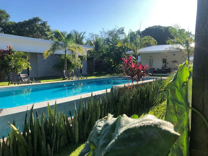 Seahorse Resort Tamarindo #3/2P/POOL VIEW/AC/TV