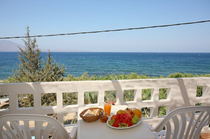 Sea View Greek Island Escape 2 - Chania - Apartamento