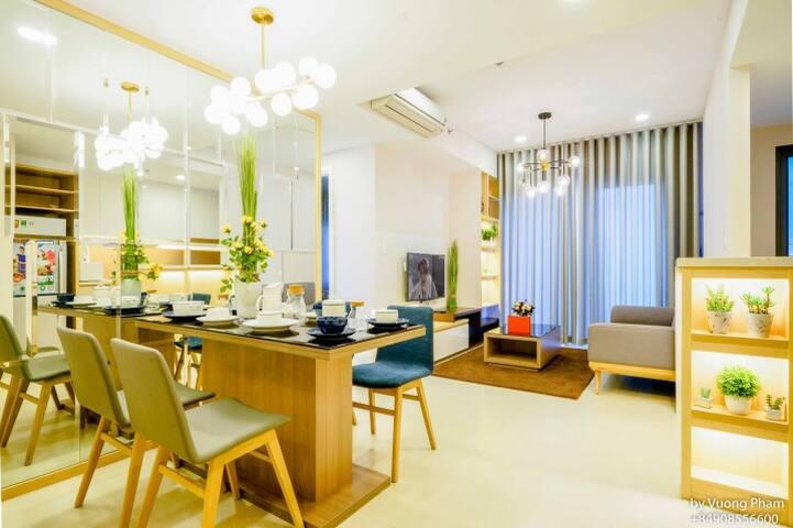 luxury  2br near the center city - Tân Phú - Wohnung