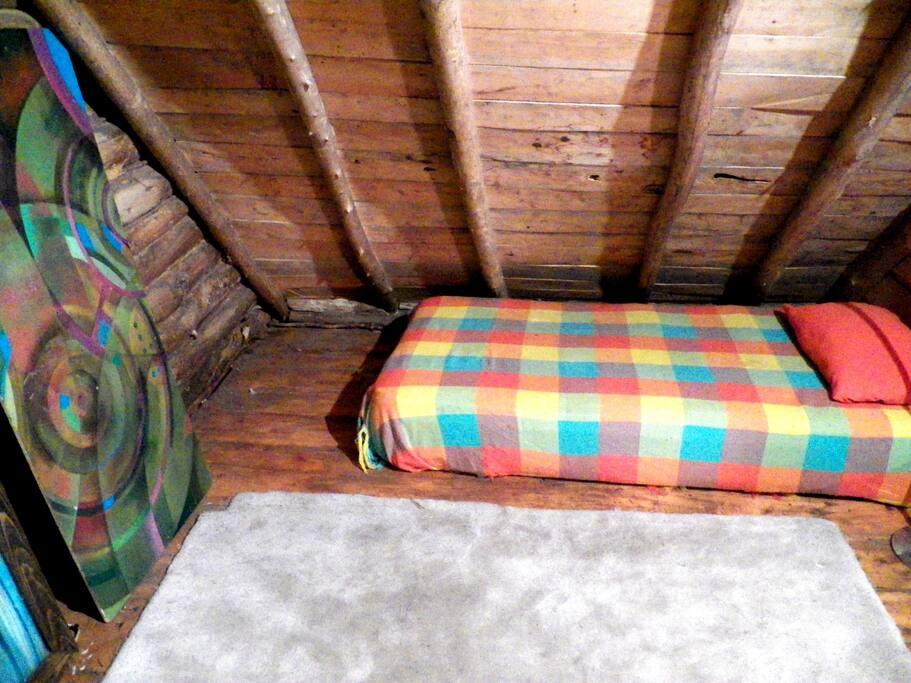 Dormitorio 1, 2do piso