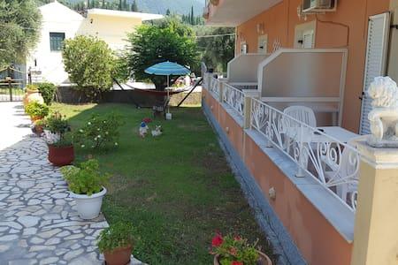 toulas villas 3 - Ipsos - Lejlighed