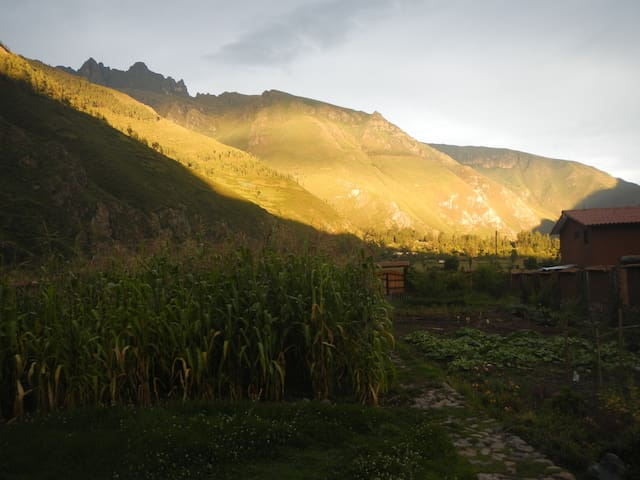 Sunny flat in cusco country side - Cusco - Appartement