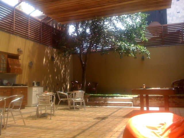 Hostel Van Gogh - Barrio Amon