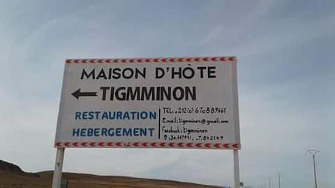 maison d'hôte tigmminon